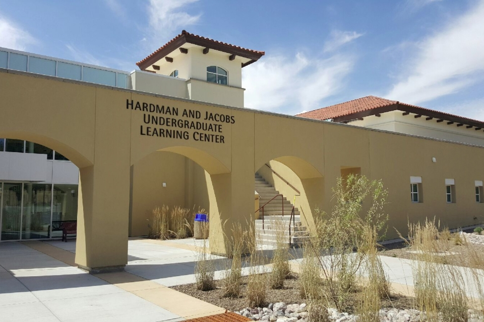 Hardman and Jacobs Undergraduate Learning Center